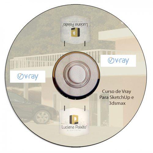 DVD VRAY CURSO