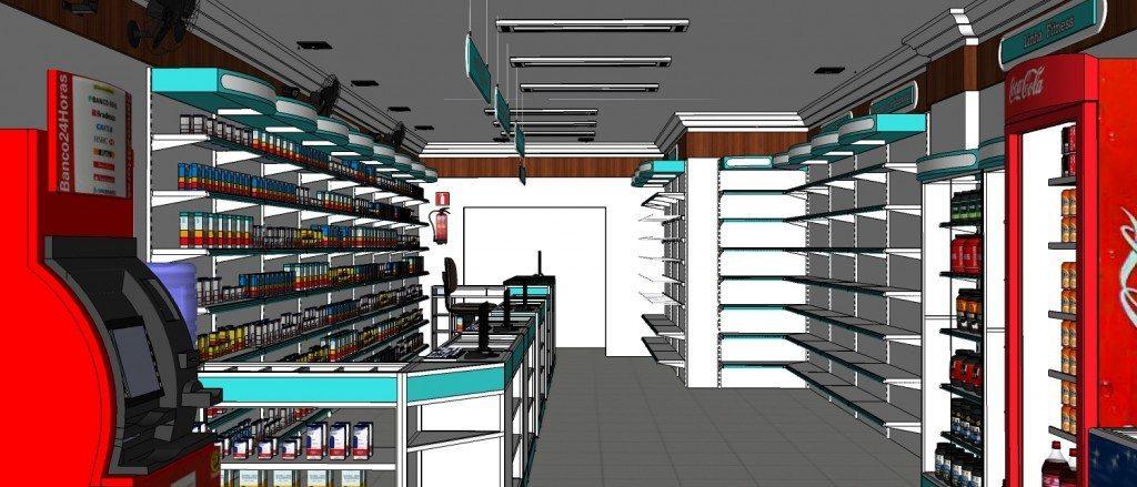 Trabalho de SketchUp+V-ray+Pós Produção de Imagens 3D de Fabio Pereira Gomes