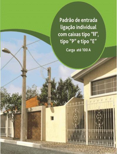 6c43e6144 Projeto de Poste de Concreto para ligação de Energia Elétrica