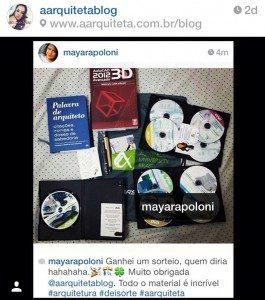 sorteio instagram 2