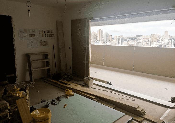 Procedimentos para reformar apartamentos