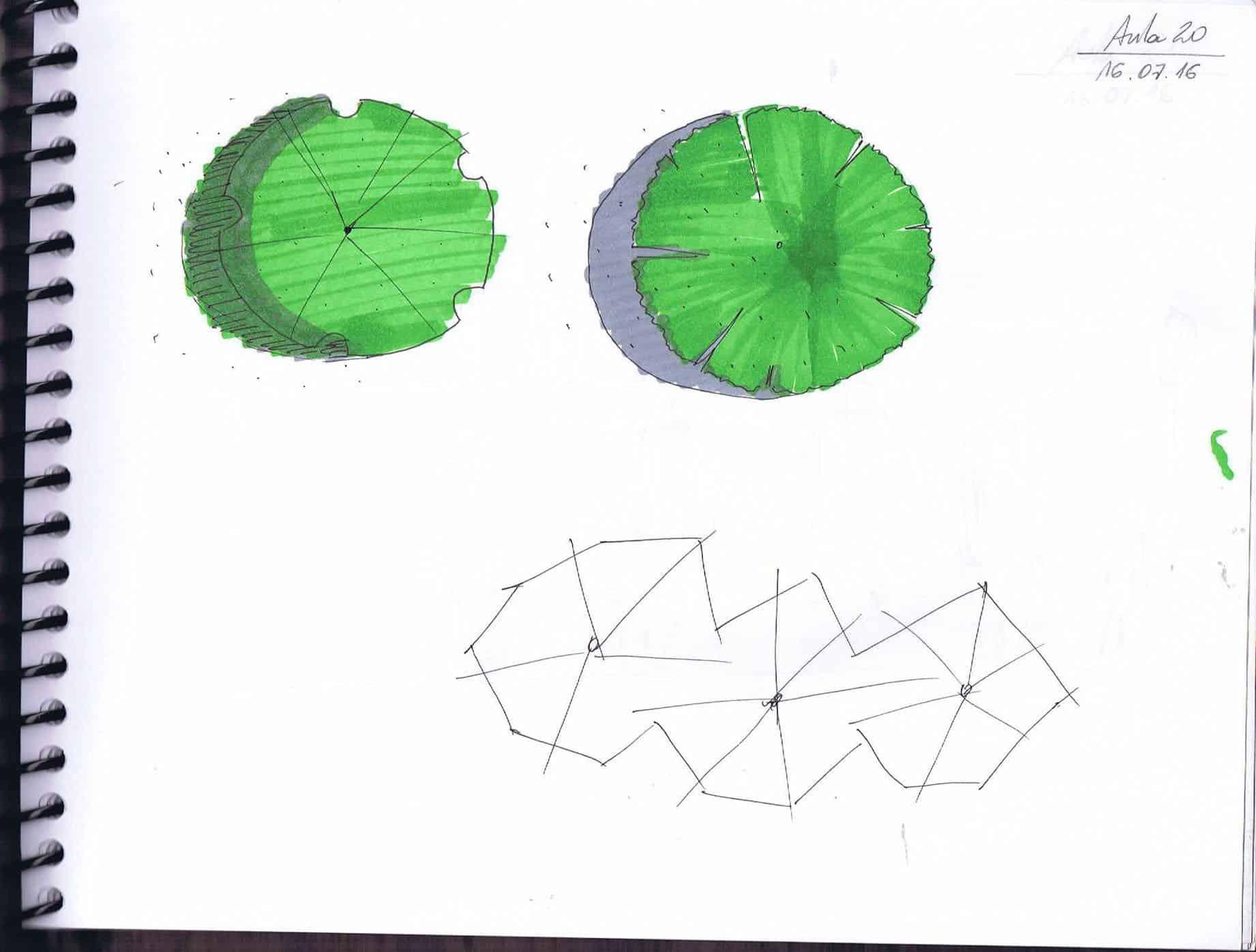 curso perspectivas mão livre anderson de souza ferreira01 - Trabalhos de Perspectiva a Mão Livre