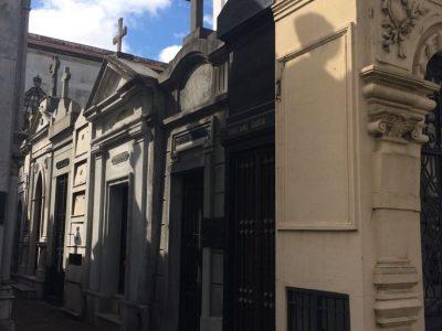 cemiterio recoleta 2 400x300 - Buenos Aires - Um passeio pela Arquitetura da cidade Portenha