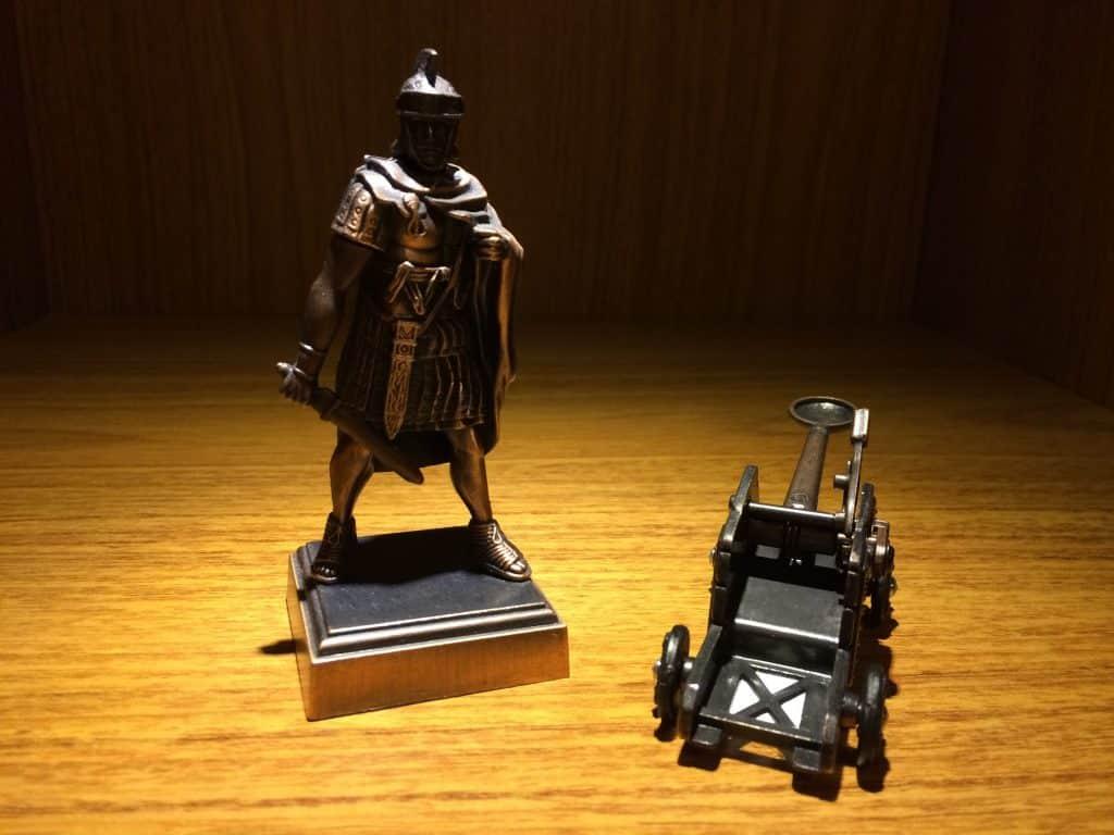 Miniatura do Centurião Romano