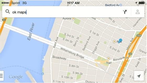 Como se localizar com o google maps sem internet