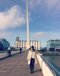 puente de la mujer 239x300 - Buenos Aires - Um passeio pela Arquitetura da cidade Portenha