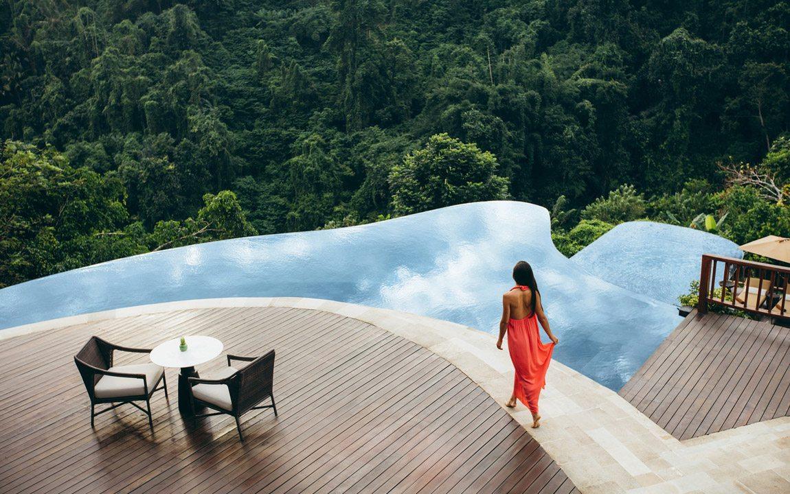 holiday getaway hanging gardens of bali - Conheça 12 dicas sobre piscinas e os 10 projetos mais fascinantes