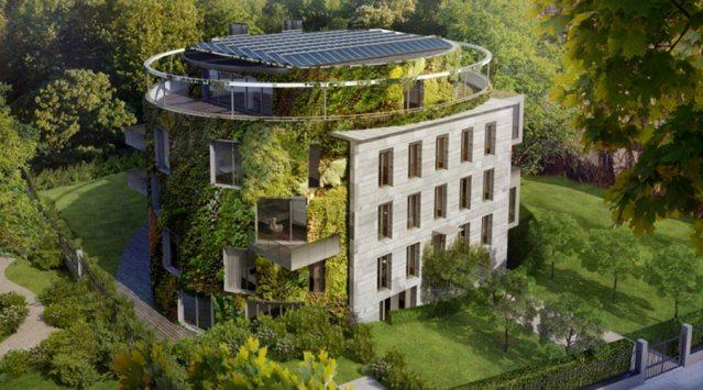 parede ecológica