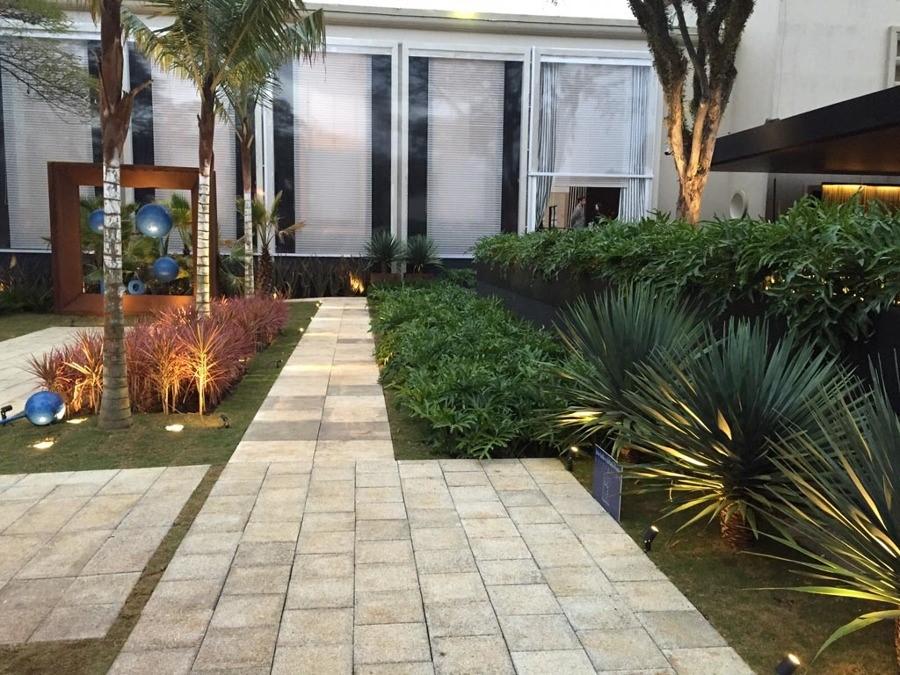 piso drenante - Arquitetura sustentável em projetos de arquitetura