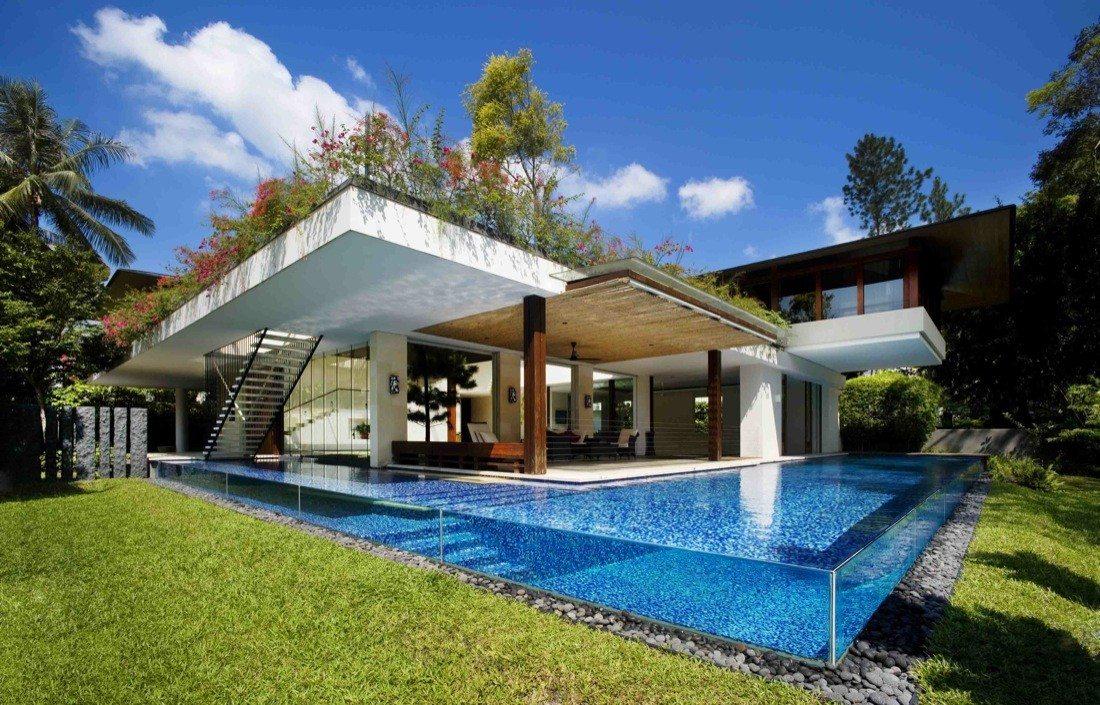 tangga house - Conheça 12 dicas sobre piscinas e os 10 projetos mais fascinantes
