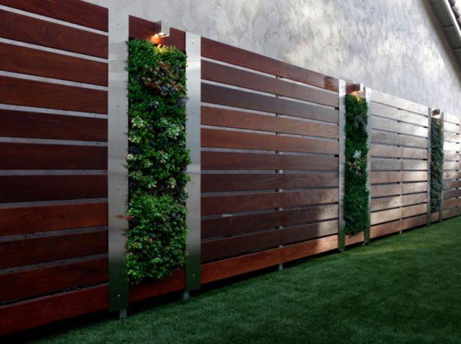 jardim vertical ideia 670x500 - Como criar e cuidar de um jardim vertical