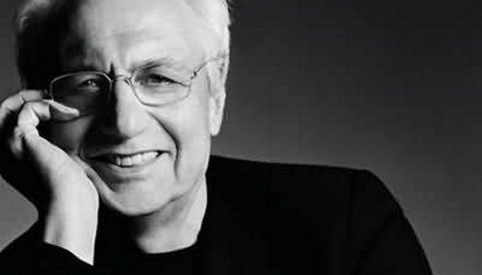 foto do arquiteto Frank Gehry