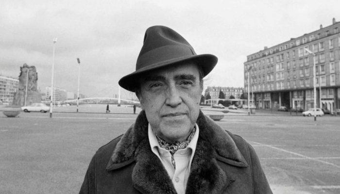 foto do arquiteto Oscar Niemeyer