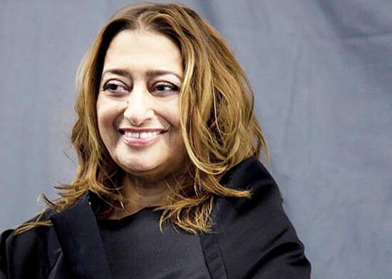 zaha hadid - 11 grandes arquitetos contemporâneos que você precisa conhecer