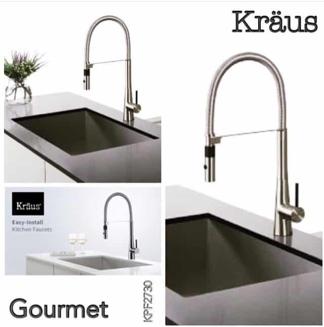 torneira gourmet kraus KPF2730