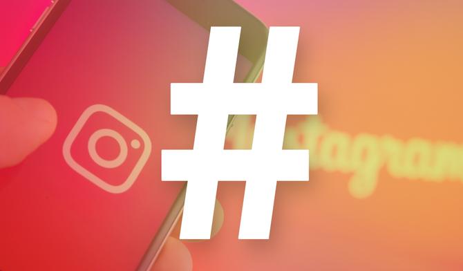 usando hashtag no instagram