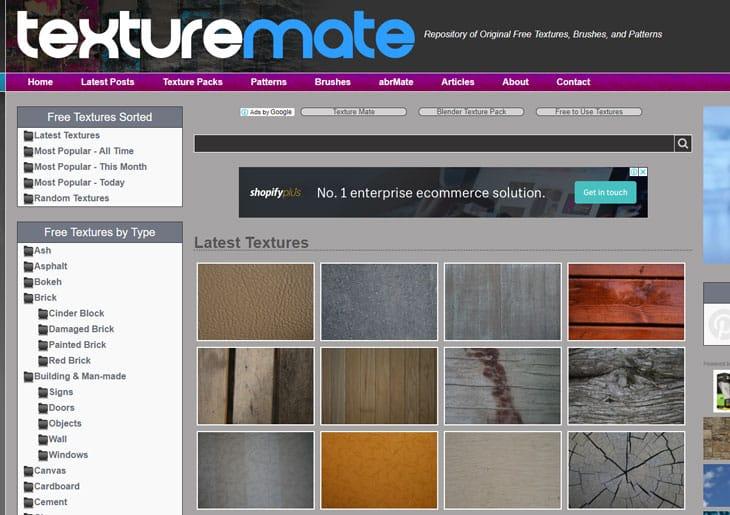 textura de madeira para uso digital