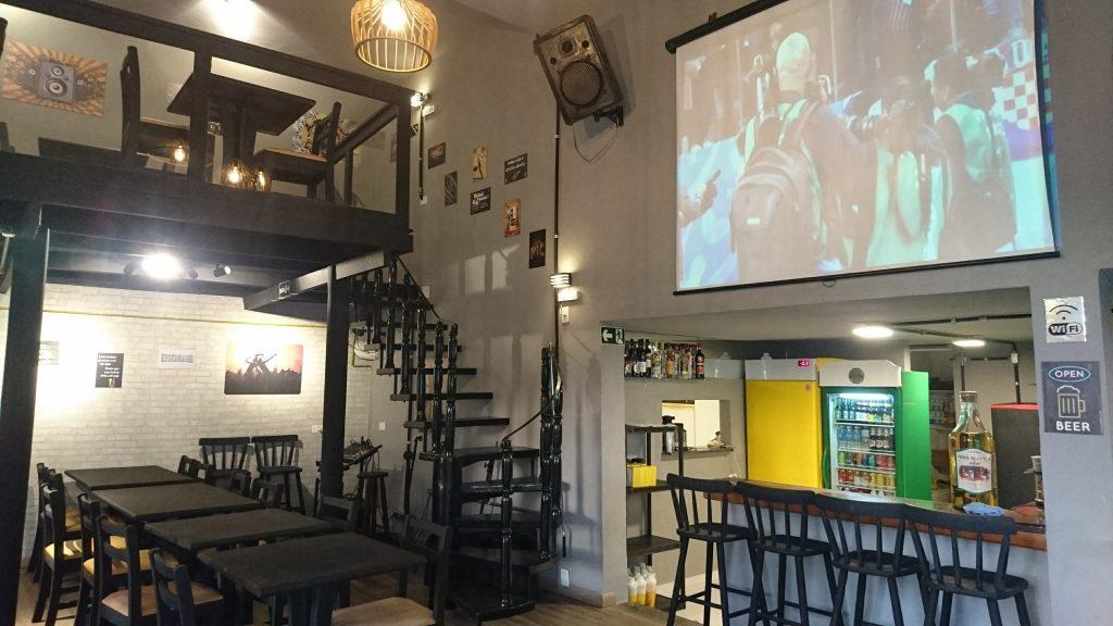 projeto de reforma de bar