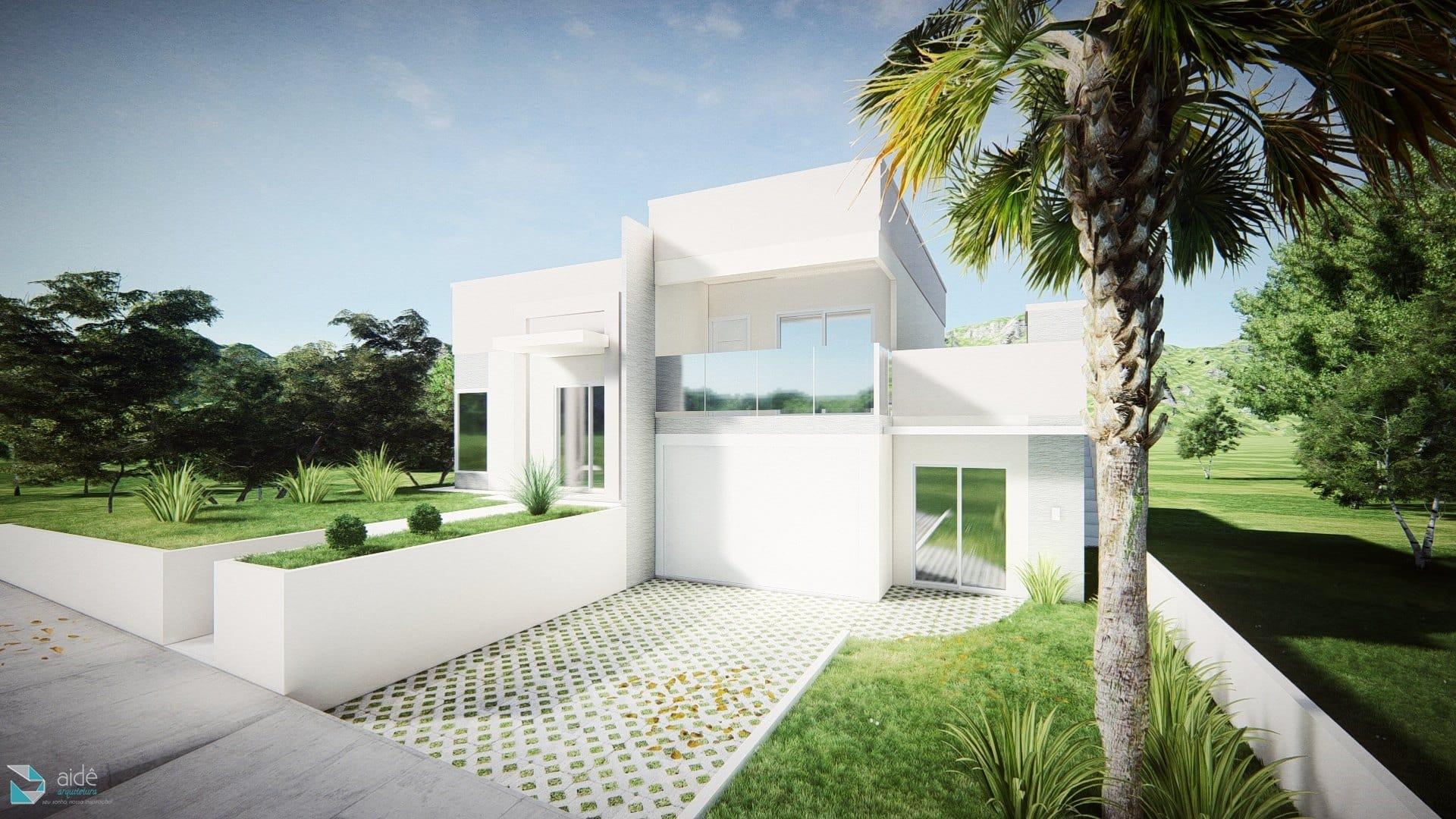 platibanda e beiral blog da arquitetura 3 - Platibanda e beiral: qual é a diferença e como inspirar seu projeto?
