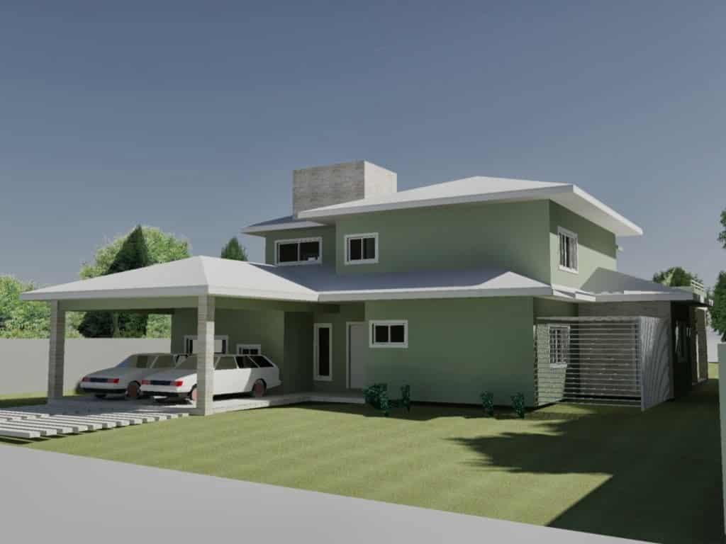 platibanda e beiral blog da arquitetura 7 - Platibanda e beiral: qual é a diferença e como inspirar seu projeto?
