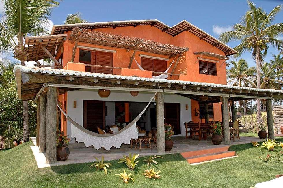projetos de casas de praia