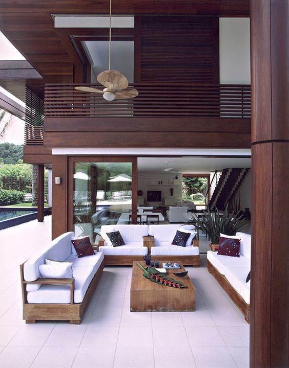 casa de praia arquiteta 11 - Projetos de Casas de Praia: inspire-se