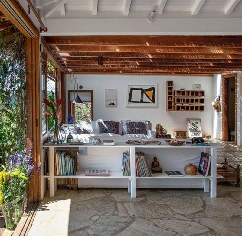 casa de praia arquiteta 13 - Projetos de Casas de Praia: inspire-se