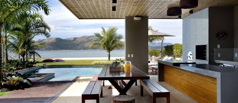 casa de praia arquiteta 14 - Projetos de Casas de Praia: inspire-se