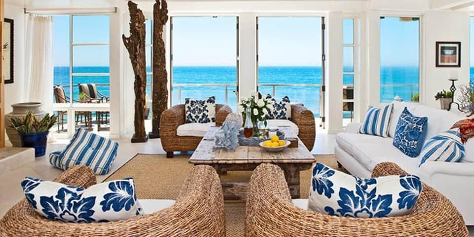 casa de praia arquiteta 17 - Projetos de Casas de Praia: inspire-se