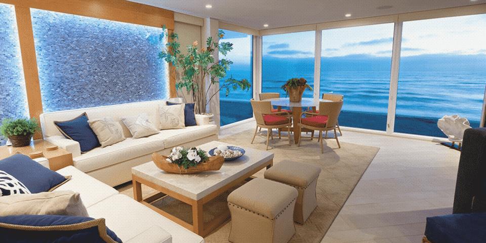 casa de praia arquiteta 19 - Projetos de Casas de Praia: inspire-se