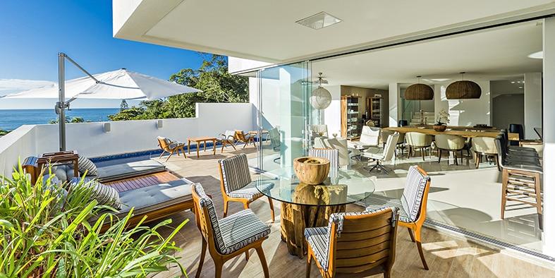 casa de praia arquiteta 25 - Projetos de Casas de Praia: inspire-se