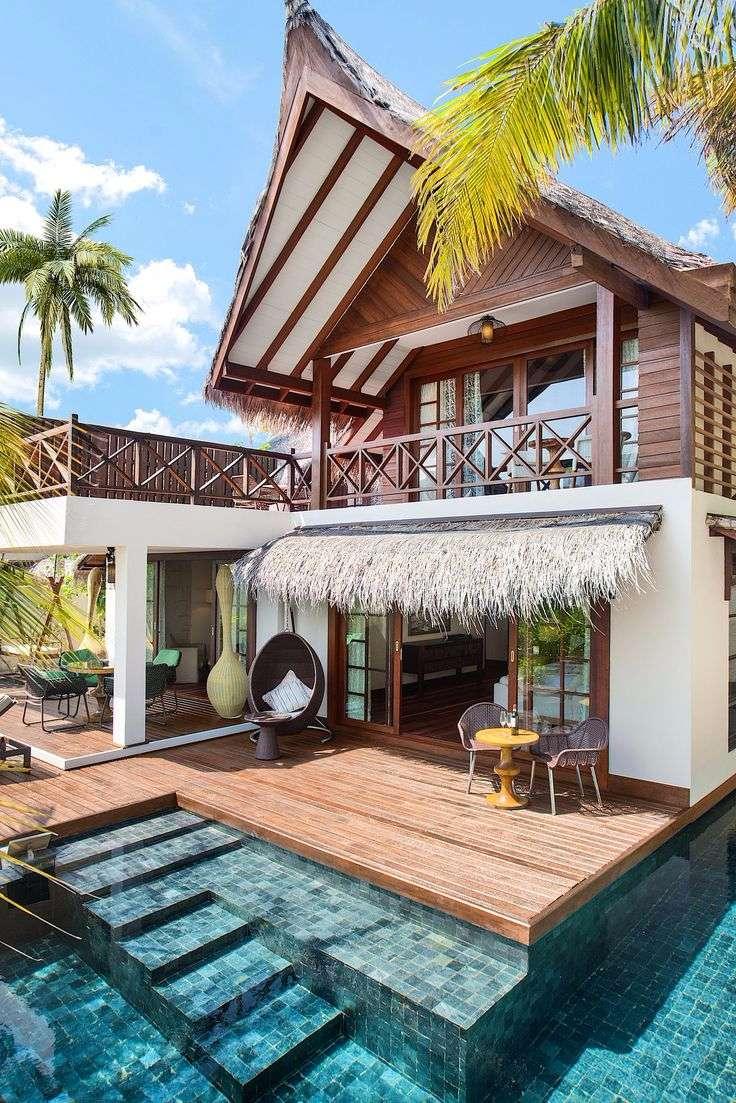 casa de praia arquiteta 7 - Projetos de Casas de Praia: inspire-se