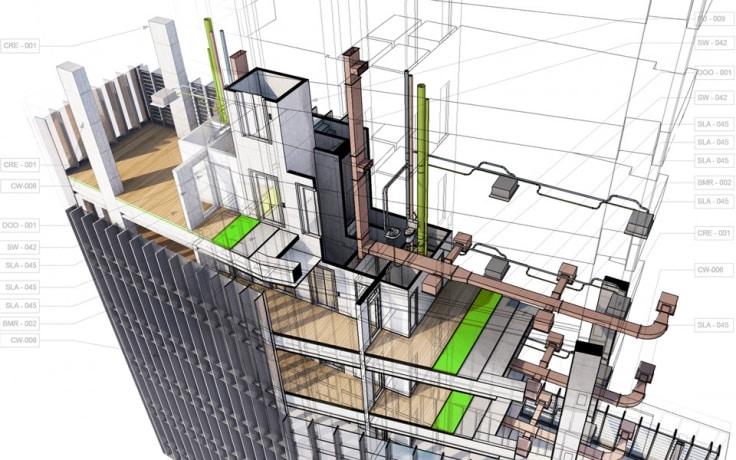 BIM a arquiteta 6 - O BIM como ferramenta avançada para projetos de Arquitetura e Engenharia