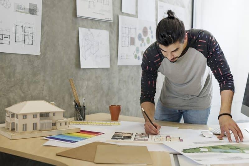 design de interiores a arquiteta 5 - Aprenda tudo sobre Design de Interiores: Projetos e Gerenciamento.