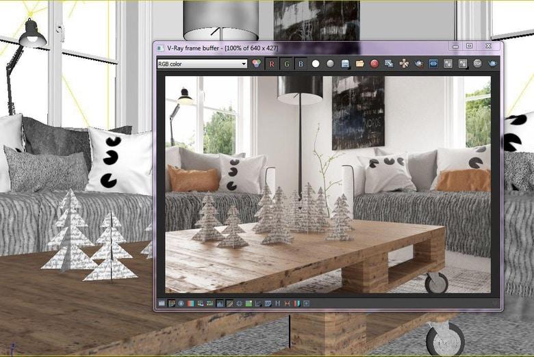 vantagens vray arquitetura a arquiteta 5 - Por que você deve aprender a renderizar: conheça os cursos de V-Ray