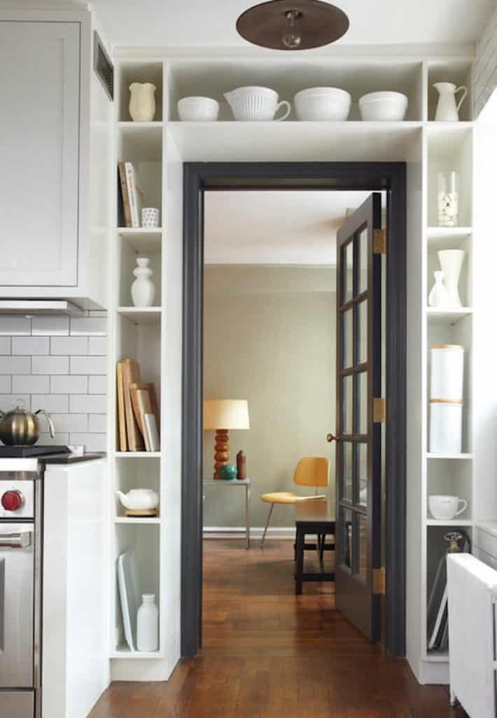 """apartamento pequeno arquiteta 6 710x1024 - 10 dicas para decorar um """"apertamento"""""""