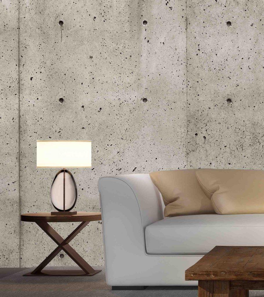concreto na decoracao arquiteta 2 910x1024 - A tendência do concreto na decoração