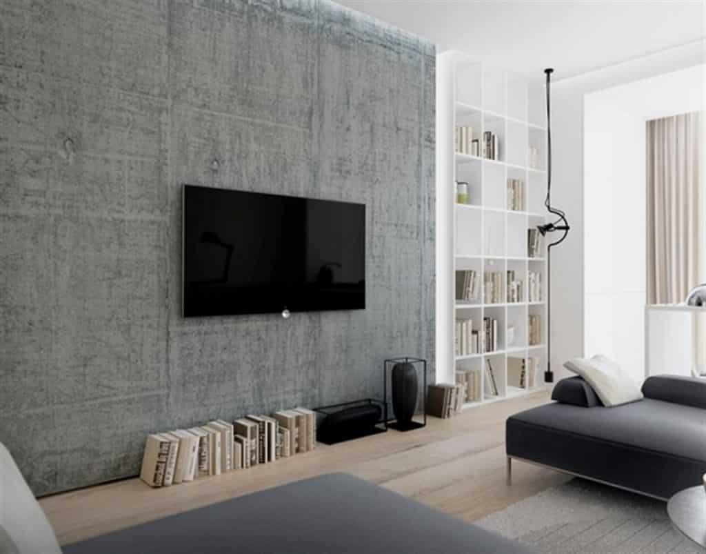 concreto na decoracao arquiteta 3 1024x803 - A tendência do concreto na decoração