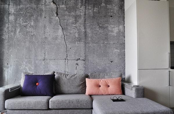 concreto na decoracao arquiteta 9 - A tendência do concreto na decoração