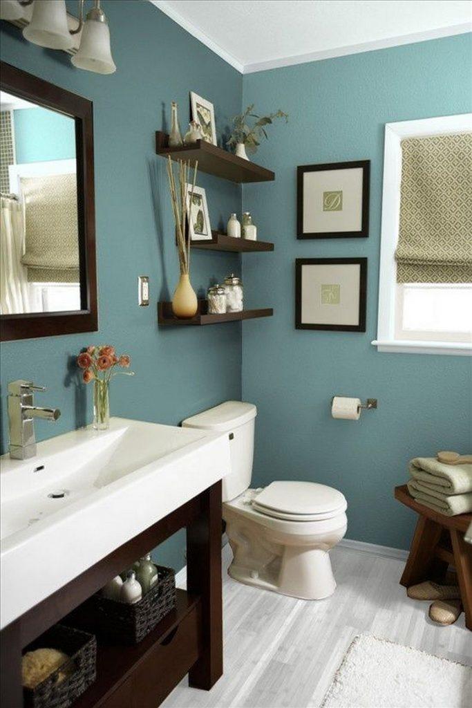 decorar banheiro relaxante arquiteta 5 683x1024 - 4 dicas para decorar um banheiro relaxante