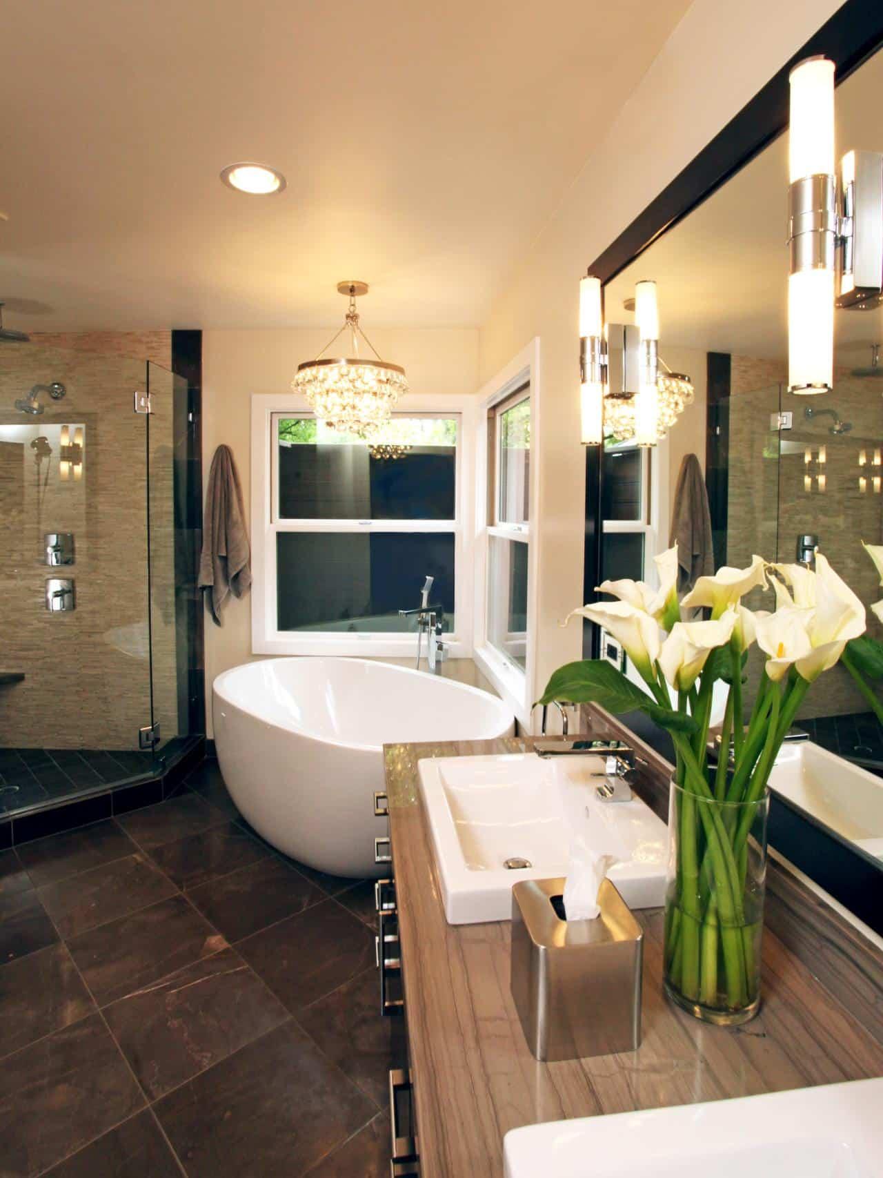 banheiro relaxante