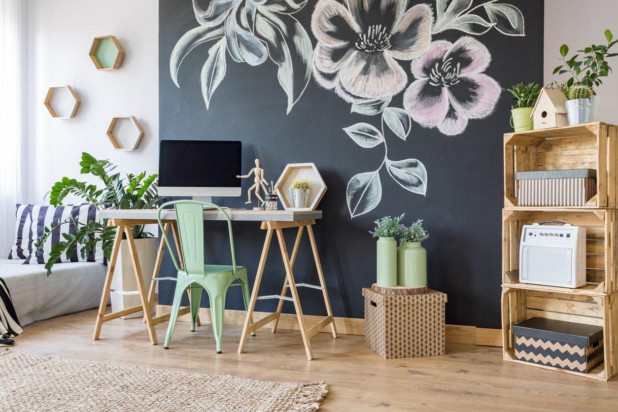decorar escritório arquiteta 1 - 4 ideias para decorar o escritório + exemplos