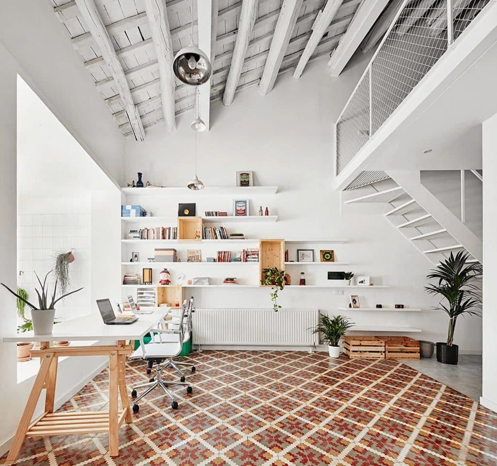 decorar escritório arquiteta 5 - 4 ideias para decorar o escritório + exemplos