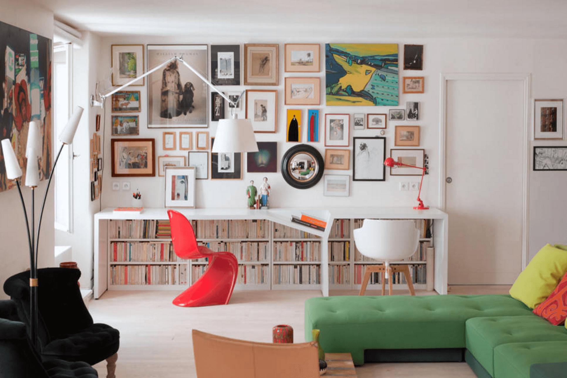 decorar escritorio a arquiteta 7 - 4 ideias para decorar o escritório + exemplos