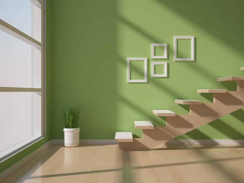 quadros vazios a arquiteta 3 - Quadros vazios: 6 formas de seguir esta tendência