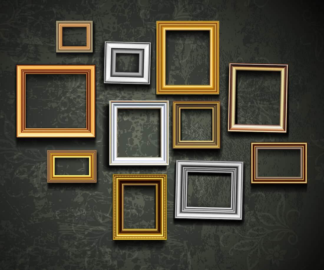 quadros vazios a arquiteta 6 - Quadros vazios: 6 formas de seguir esta tendência