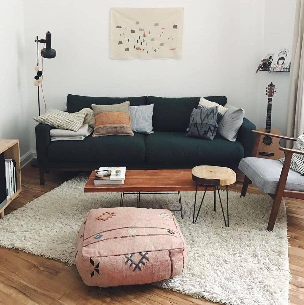 salas pequenas arquiteta 4 - 5 dicas para decorar salas pequenas
