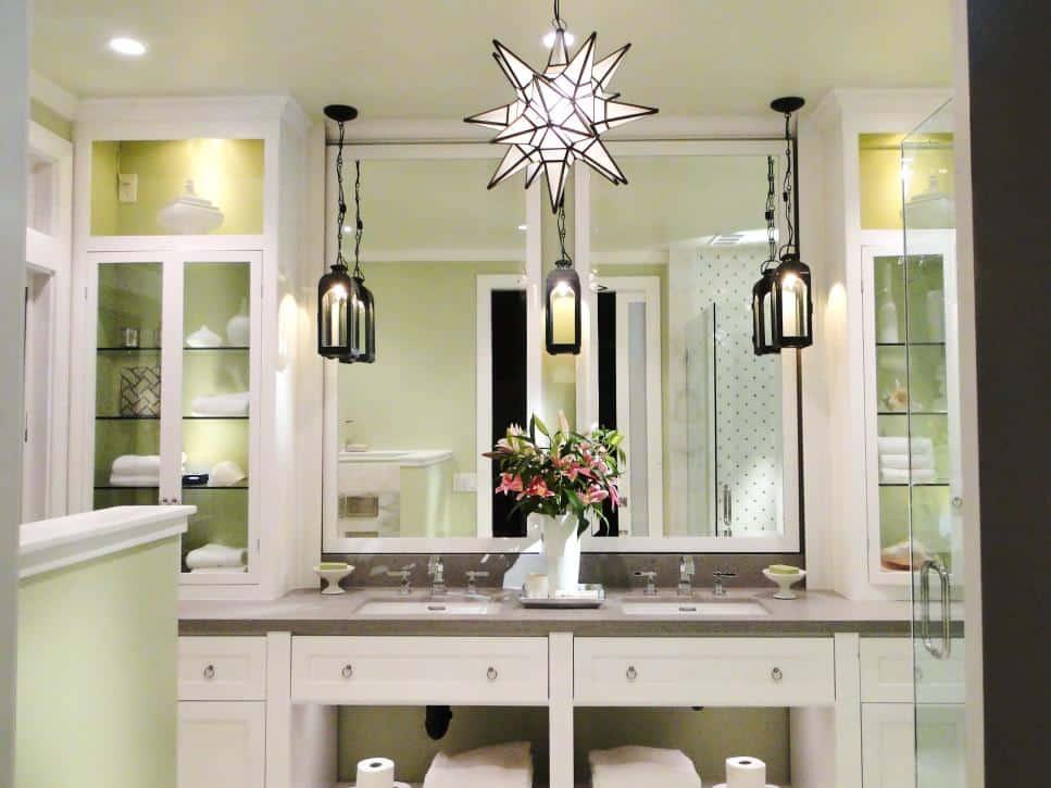 exemplos de decoração de banheiro