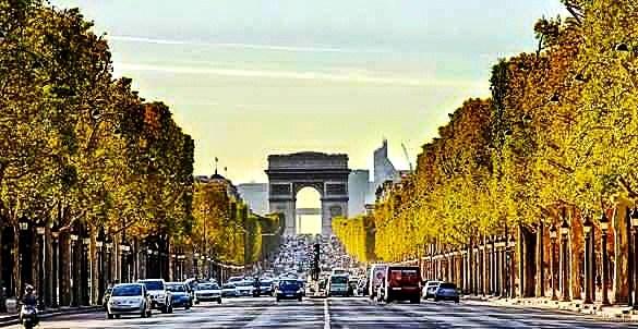 ruas famosas
