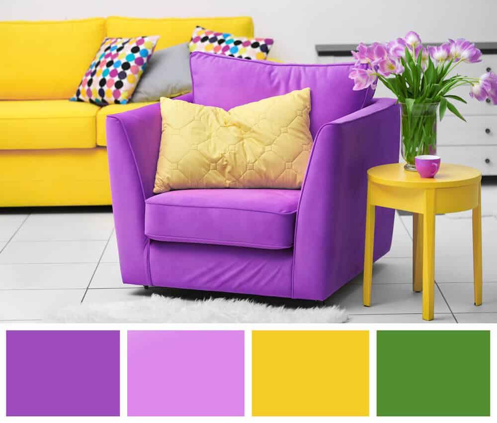 As 4 regras básicas sobre cor que todo design de interiores precisa saber 3 - As 4 regras básicas sobre cor que todo design de interiores precisa saber